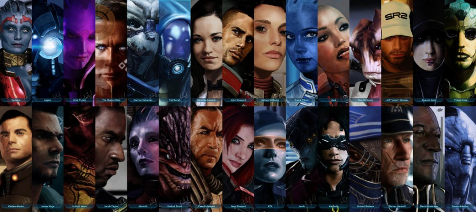 Mass Effect 4 nuevos detalles en video