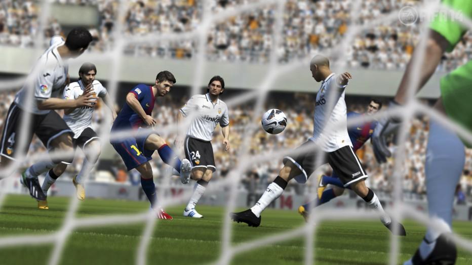 La evolución de la saga FIFA