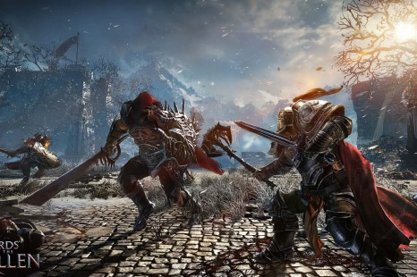 Nos metemos en el mundo de Lords of the Fallen