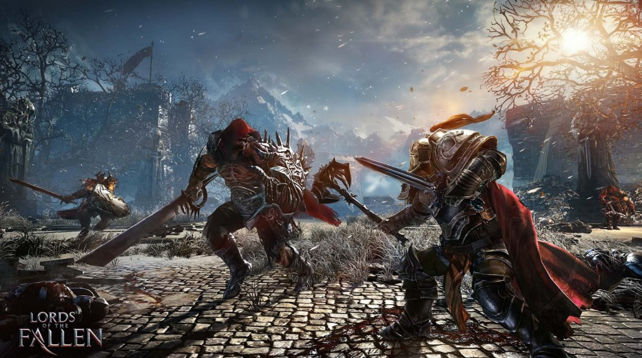 Comienza Lords of the Fallen 2
