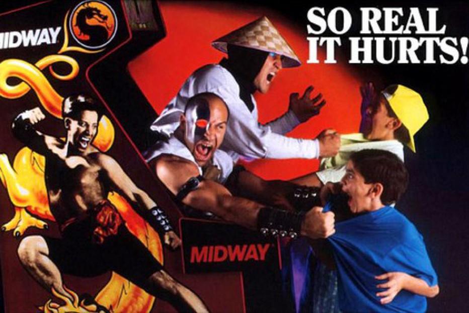 Descubrí como Mortal Kombat cambiaría la industria del Videojuego