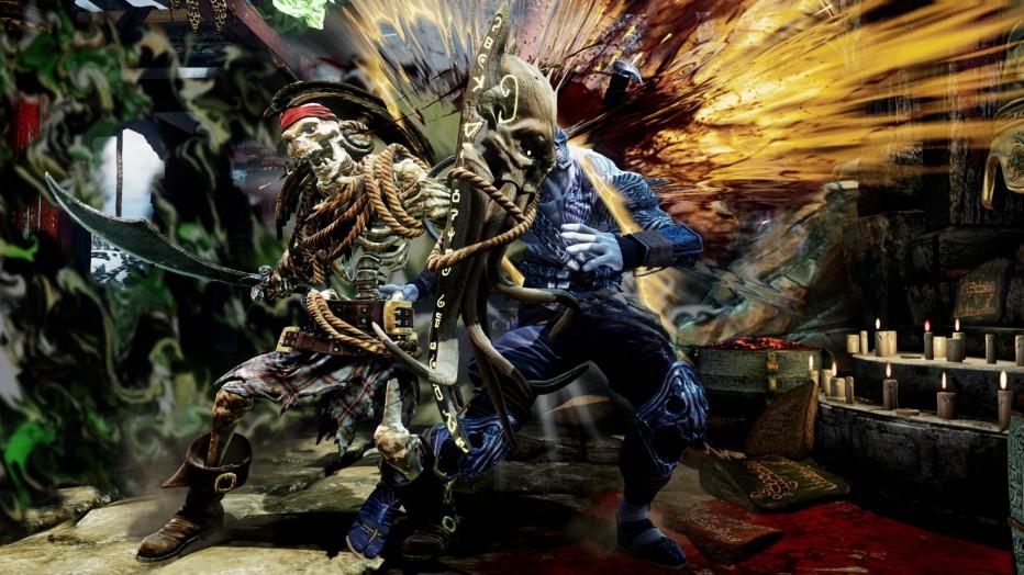 Descubrí que luchador llega a Killer Instinct