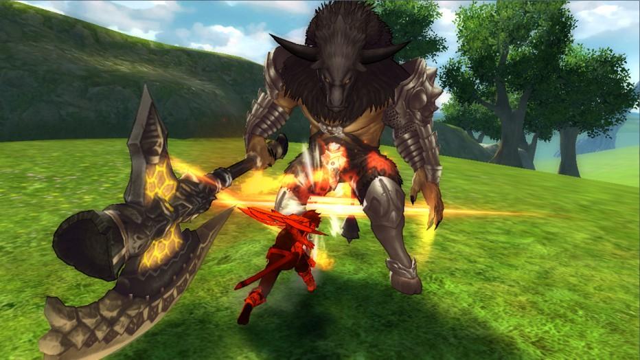 Nuevo video gameplay de Tales of Zestiria