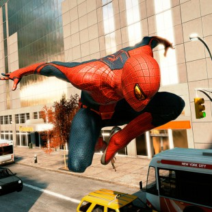 Video gameplay de THE AMAZING SPIDER-MAN 2