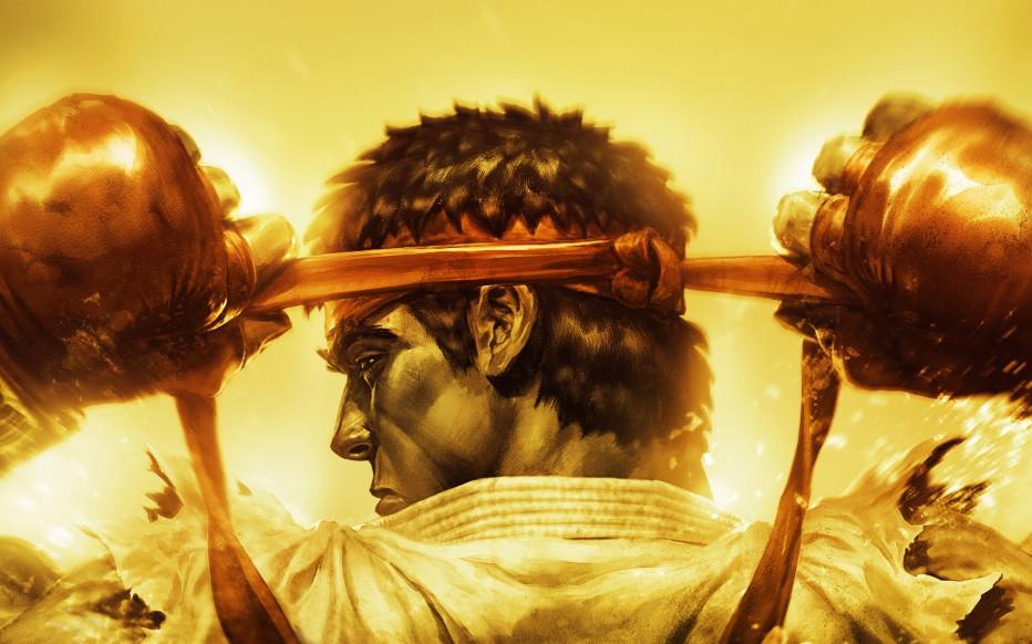 ¡Anuncian Street Fighter V para PS4 y PC!