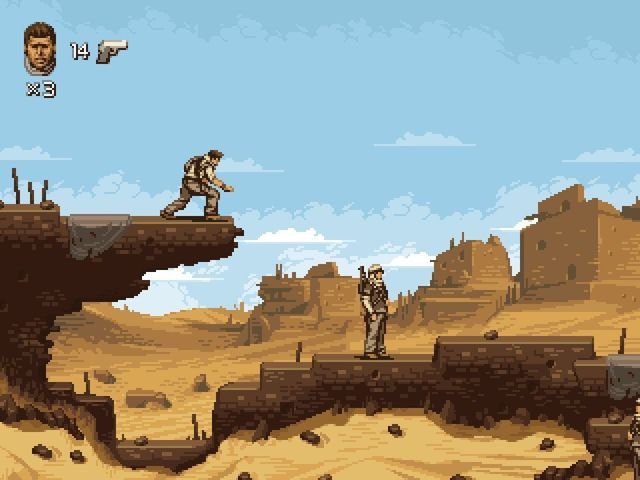 Uncharted 2d