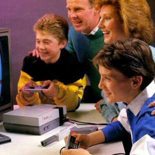 Los comerciales de las primeras consolas de Videojuegos