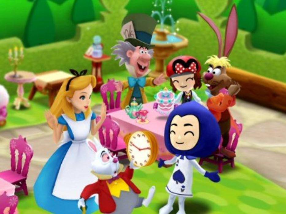 Primer contacto: Disney Magical World 2