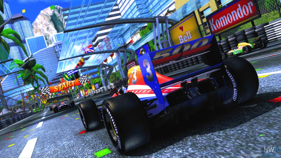 ¡Vuelven las noticias sobre The 90's Arcade Racer!