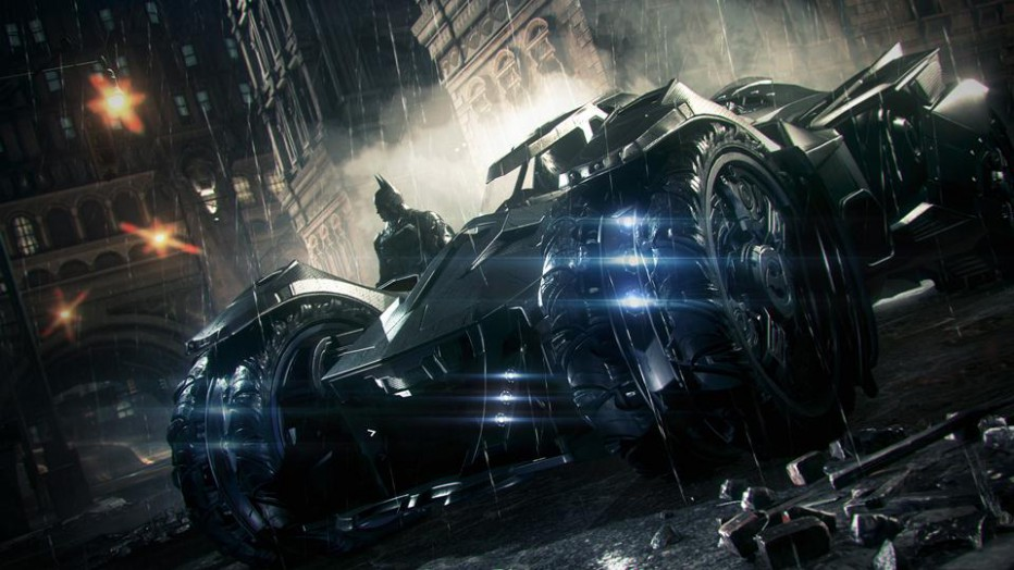 Batman: Arkham Knight muestra sus requisitos