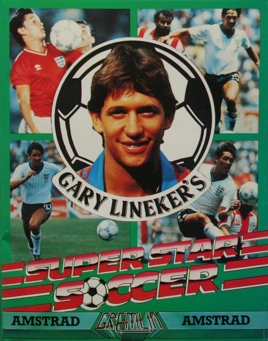 Gary Lineker's Superstar Soccer (1987)
