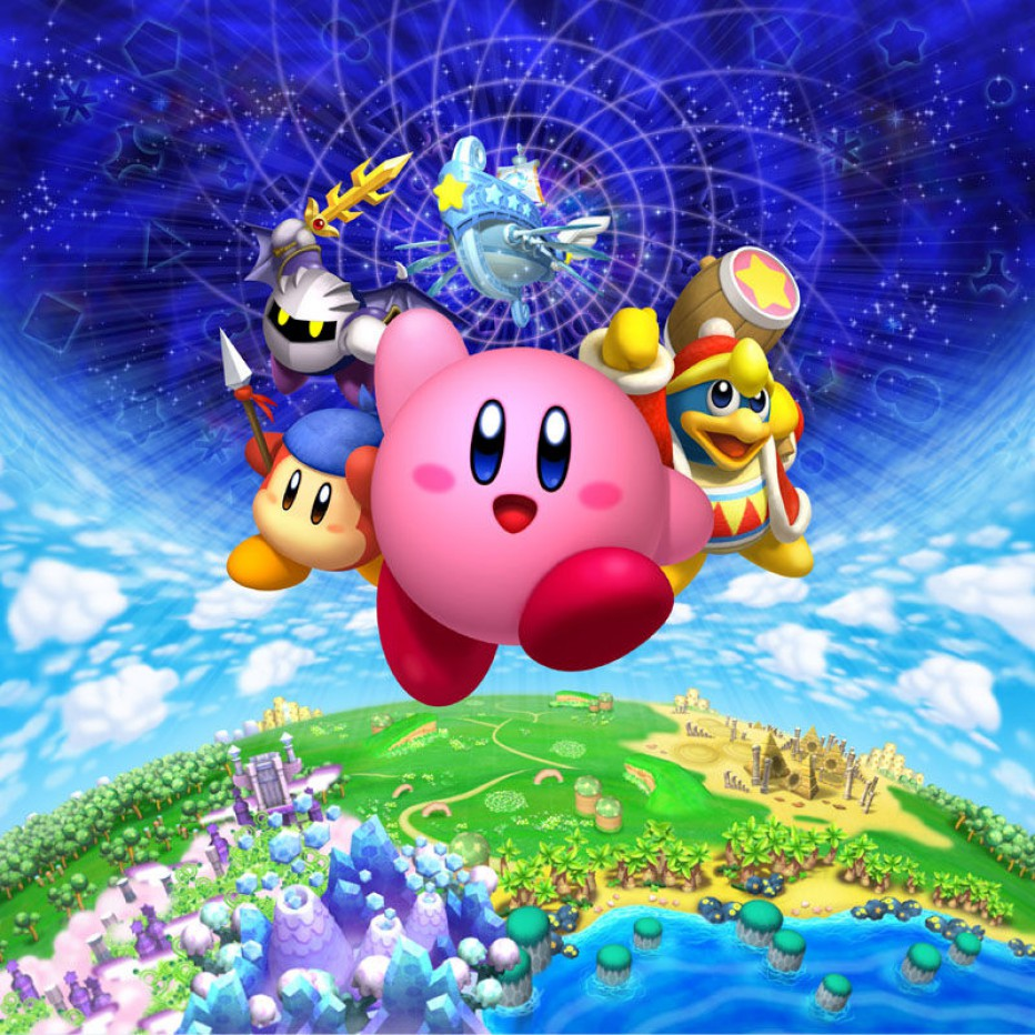Así comienza Kirby Rainbow Curse