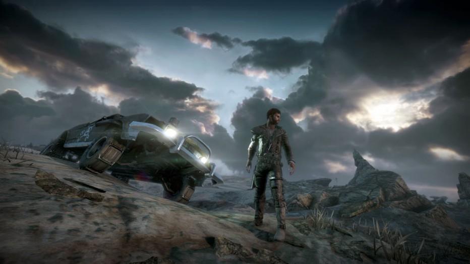 Mad Max llegará en septiembre a PS4, PC y XBOX One