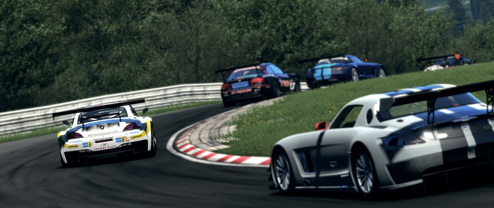 project cars muestra su potencia en ps4 y xbox one cdm news. Black Bedroom Furniture Sets. Home Design Ideas