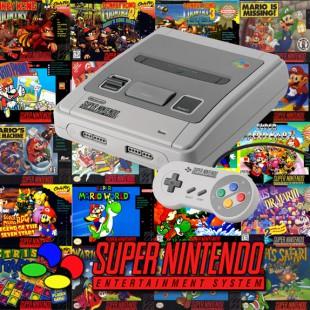 ¡Épico! recordá la historia de Super Nintendo