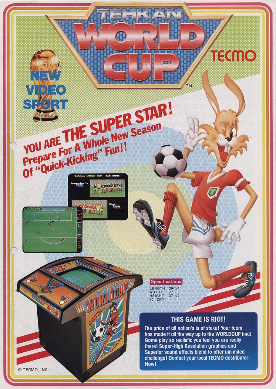 Tekhan World Cup (1985)