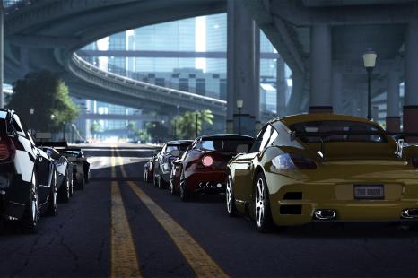 ¡A toda velocidad! Los juegos de carreras en la Gamescom