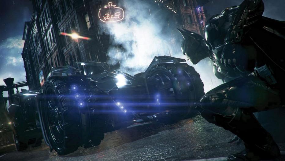 ¡Así se juega en Batman: Arkham Knight!