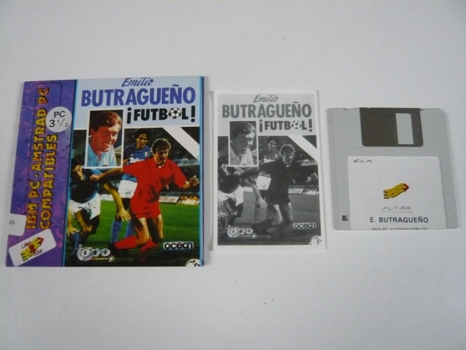 Emilio Butragueño Futbol (1988)