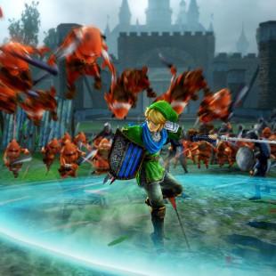 ¡Nuevos detalles sobre Hyrule Warriors (WiiU)!