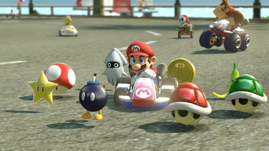 Mario Kart 8 te muestra su modo 200cc