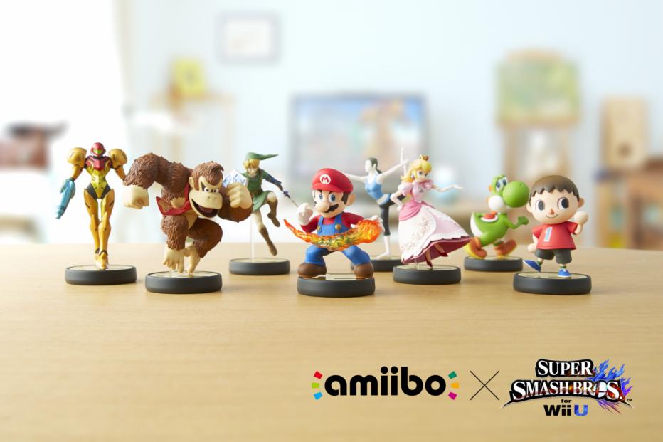 Los muñecos Amiibo ya están en Argentina