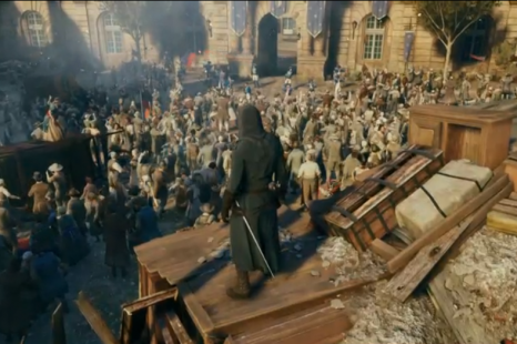 ¡11 minutos de Assassin's Creed Unity desde la GC!