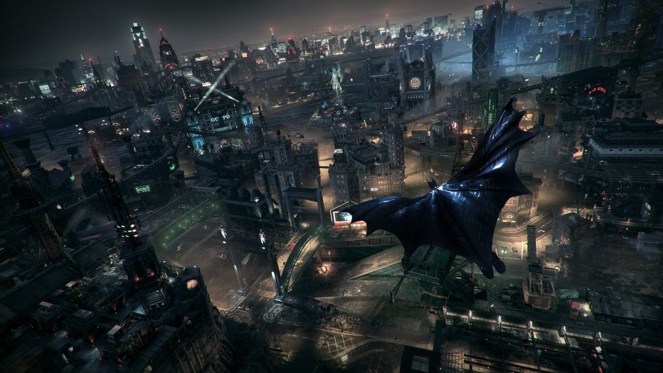 Gotham City se prepara para la batalla final