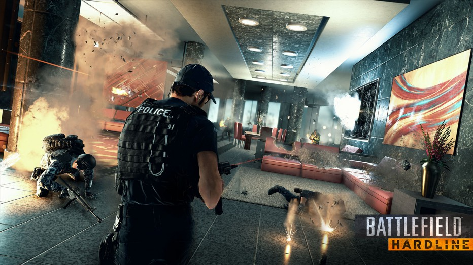Requisitos para Battlefield Hardline en PC
