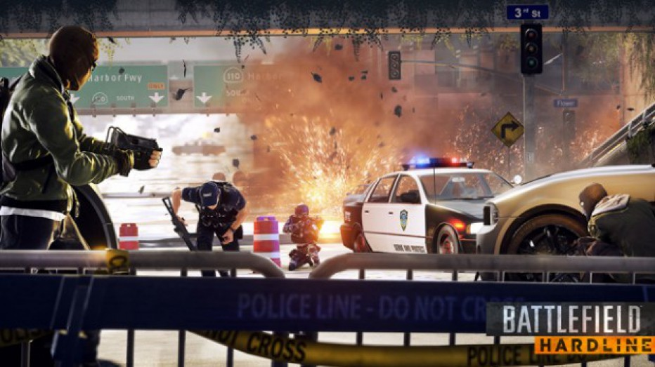 ¡Nuevo video extendido de Battlefield: Hardline!