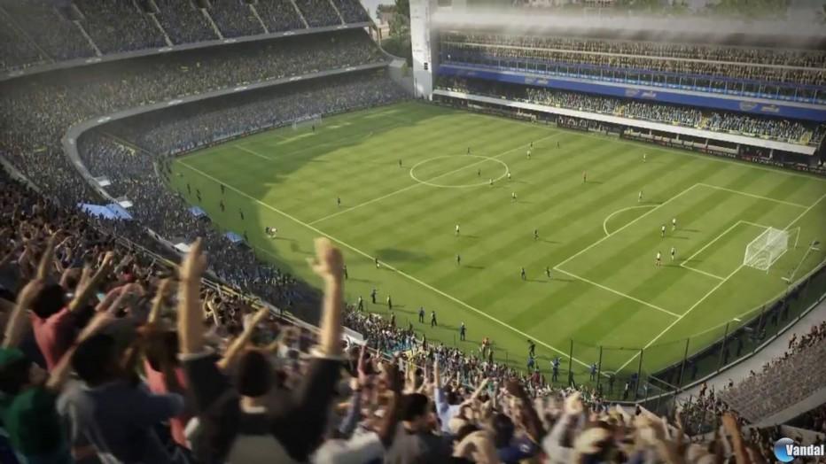 Goles son amores #FIFA15