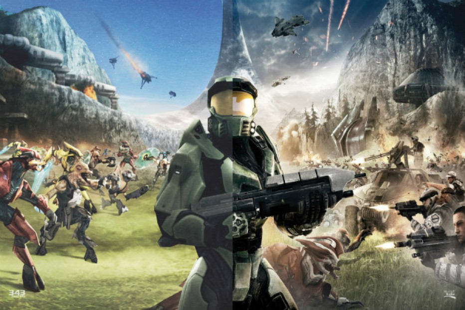 Los mapas multijugador de Halo The Master Chief Collection