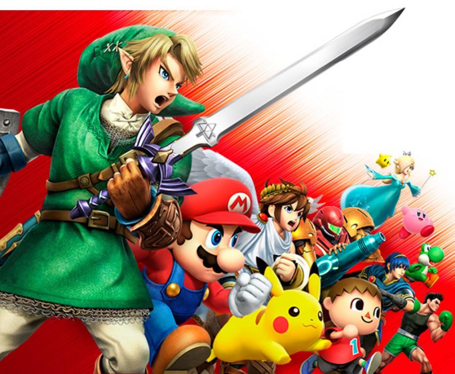 Videos de Super Smash Bros 3DS