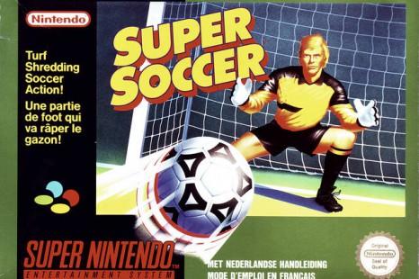 Recordamos Super Soccer de SNES (1991)
