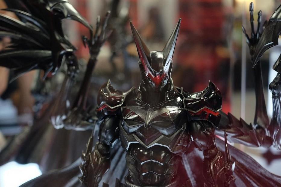 Las figuras de acción de Batman de Square Enix