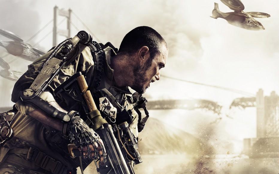 ¡Sorteamos CALL OF DUTY: Advanced Warfare!