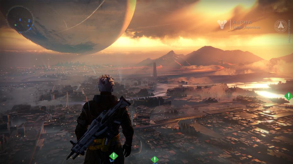 Opening del DLC The Dark Below para Destiny