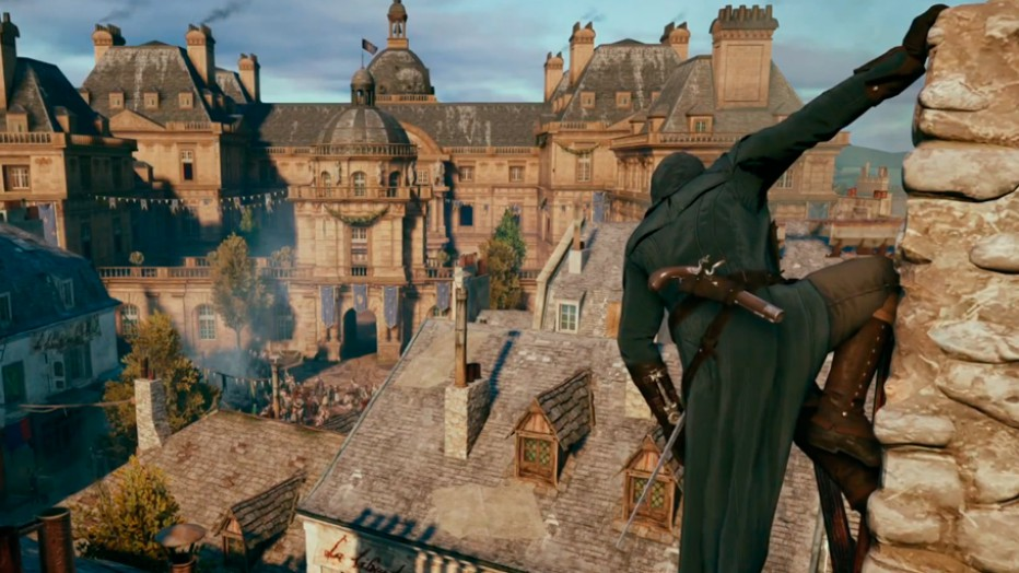 ¡La demo de Assassin's Creed Unity presente en la Comic Con!