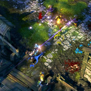 Gameplay extgendido de Sacred 3 desde la Comic Con