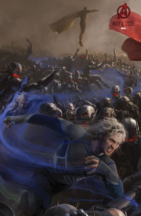 The Avengers Age of Ultron 1