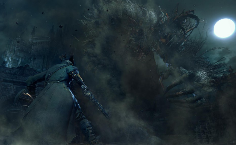 El oscuro mundo de Bloodborne conquista Play 4