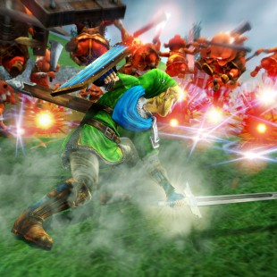 Video extendido de Hyrule Warriors (WiiU)