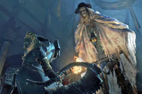 Tremendo gameplay extendido de Bloodborne