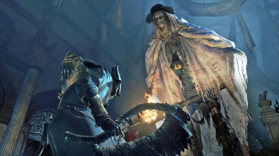 Tremendo gameplay extendido de Bloodborne