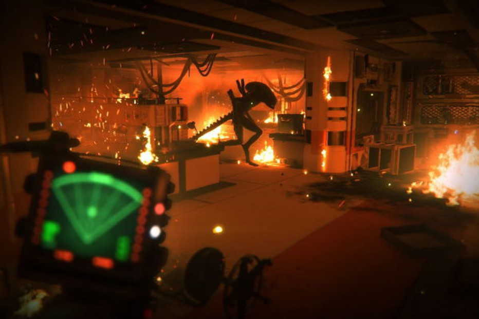 Alien Isolation agrega modos de dificultad