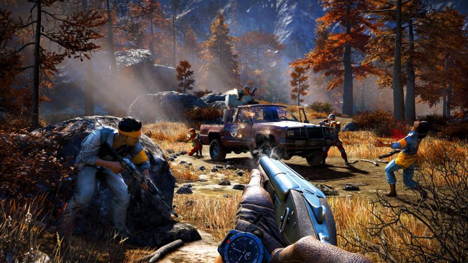 ¡Llegan nuevos contenidos a Far Cry 4!