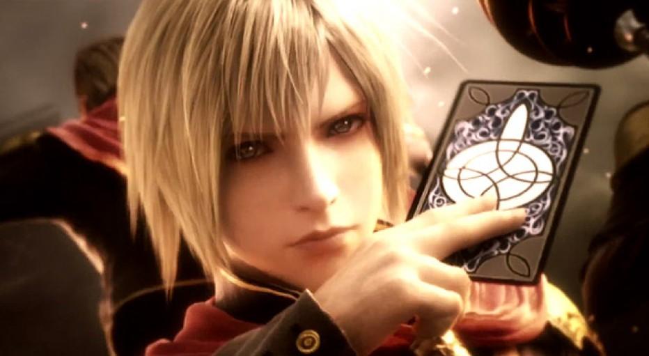 El argumento de Final Fantasy Type-0 HD