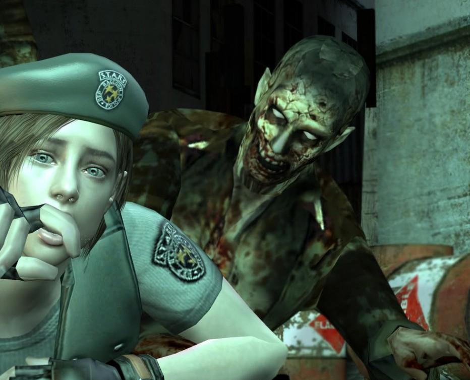 Así arranca Resident Evil HD Remaster