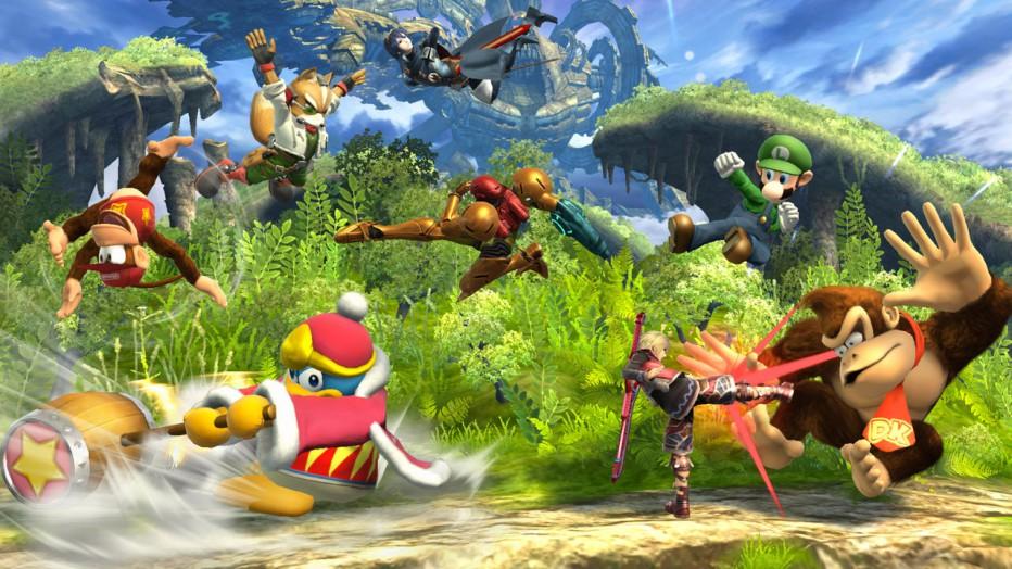 Consejos para Super Smash Bros (WiiU)