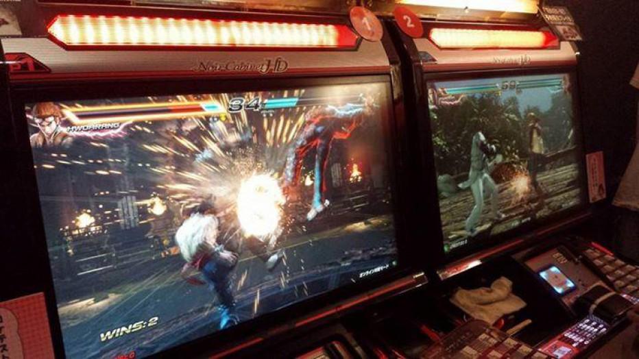 El furiso Jack ataca en Tekken 7